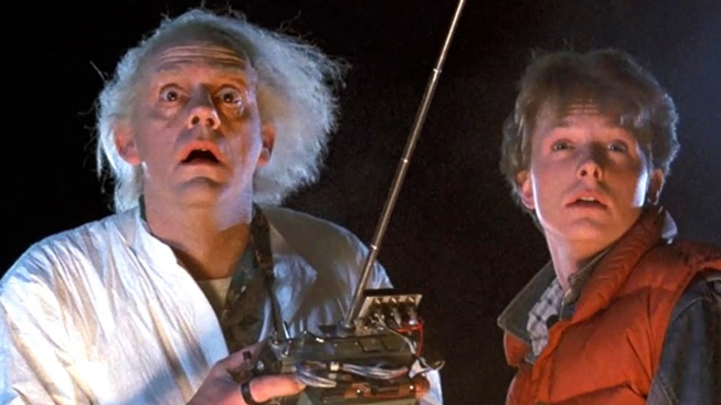 """Back to the Future"" Musical Planned for London"