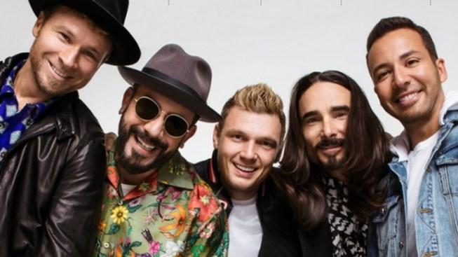 Everybody, a Backstreet Boys 'Experience' Is Headed for DTLA