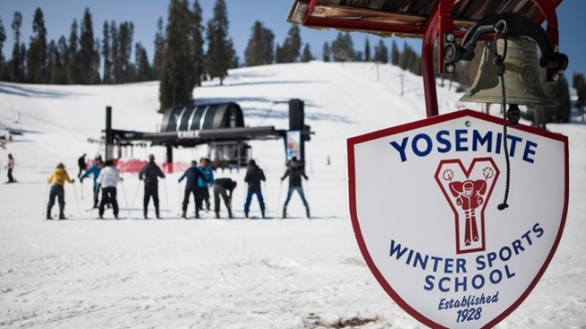 Opening: Yosemite's Badger Pass