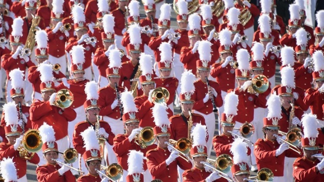 Rose Parade Soundtrack: Bandfest