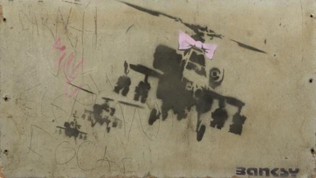 Street Art Auction: Mondo Finds