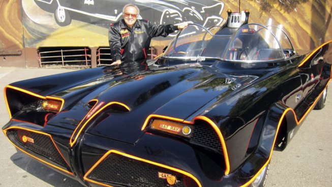 George Barris, Carmaker Who Designed Original Batmobile, Dies at 89