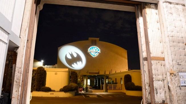 Bat-Signal Is Bright at Warner Bros.