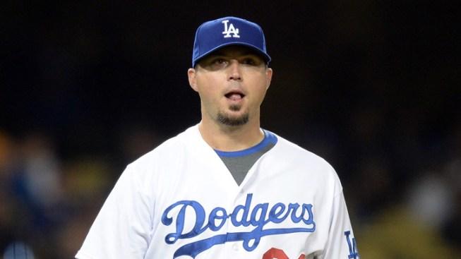 Beckett, Dodgers Lose To Zimmermann, Nationals