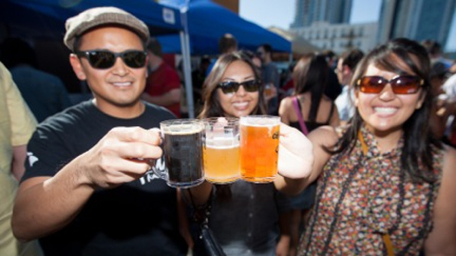 Cheers to LA Beer Week