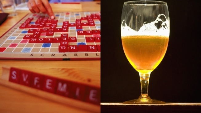 Hotel Irvine: Board Games and Beer Flights
