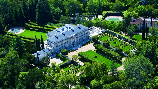At $350M, 'The Beverly Hillbillies' Mansion Is Now America's Most Expensive House for Sale