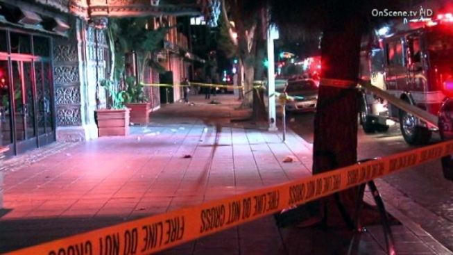 Injuries After Knife Attack Outside Downtown LA Nightclub