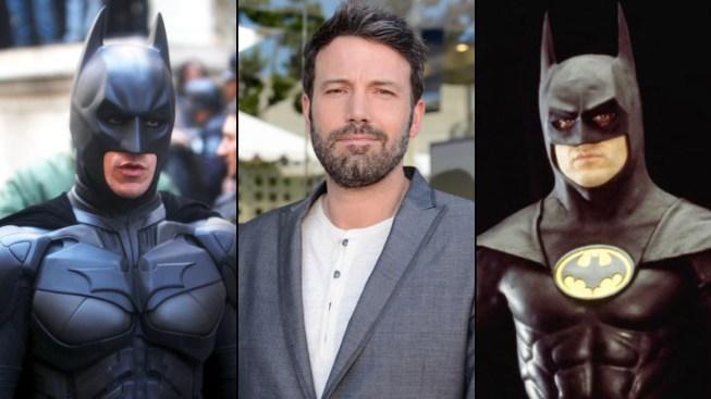 Give Ben Affleck a Bat Break