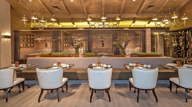 Fresh Update: Bernardus's Lucia Restaurant