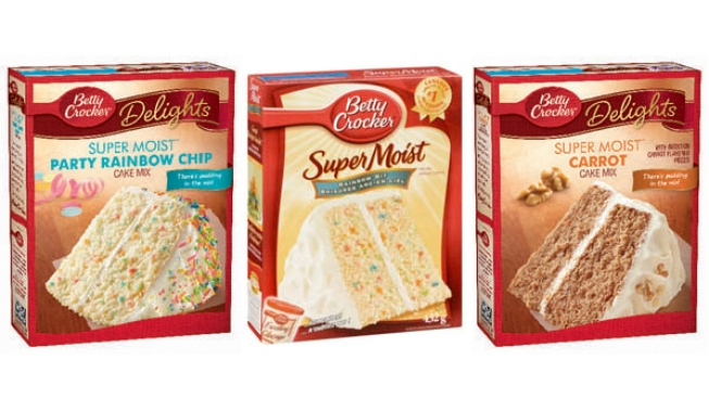 General Mills Recalls Betty Crocker Cake Mix