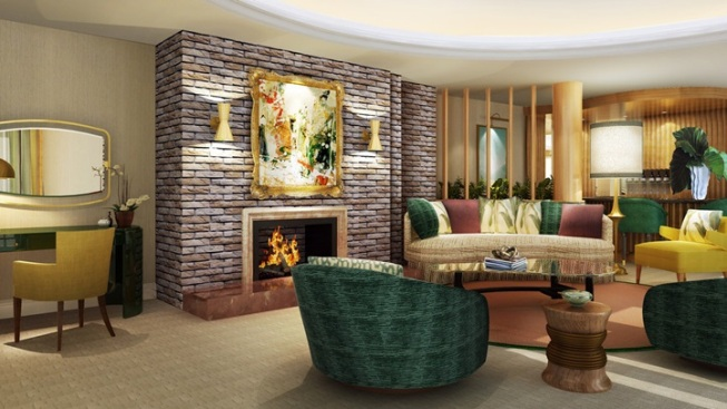 Beverly Hills at 100: Five Hotel Suites Get Past Makeovers