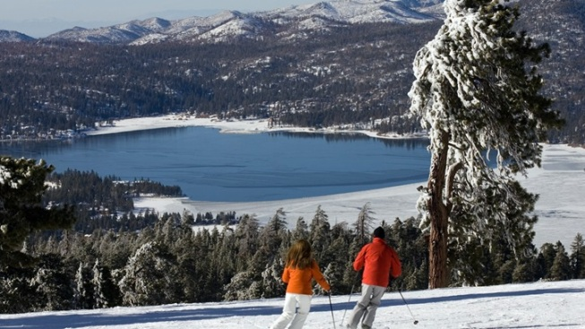 Guessing Time: Big Bear Snowfall Contest