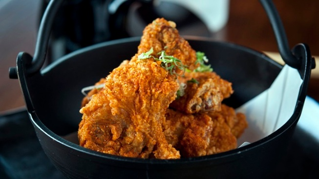 Crispy Classic: National Fried Chicken Day