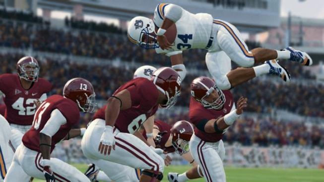 "EA Sports Says Last ""NCAA Football"" Sheds ""Staleness"" of Franchise"