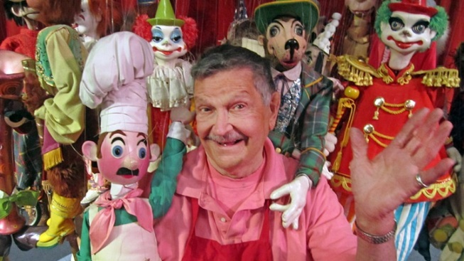 Marionette Milestone: Happy 90th, Bob Baker