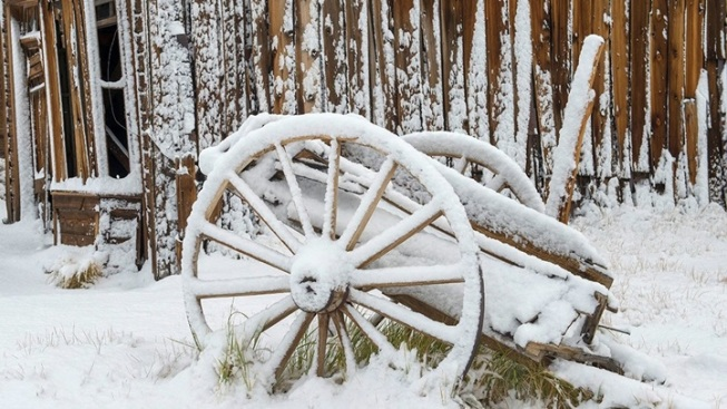 Bodie State Historic Park: Winter Hours Begin