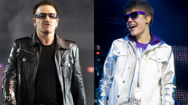Justin Bieber, Bono to Headline Japan Relief Album