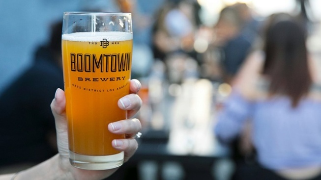 Prepare to Spring Forward at Boomtown Brewery