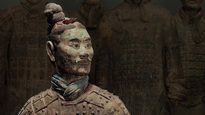 Photos: 9 Rare and Amazing Chinese Artifacts