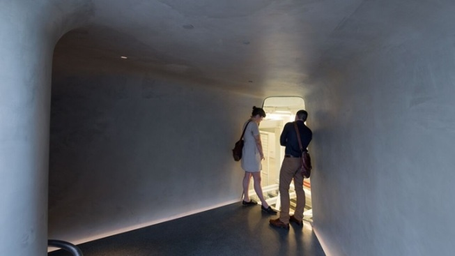 Vault on View: The Broad's Unique Peek