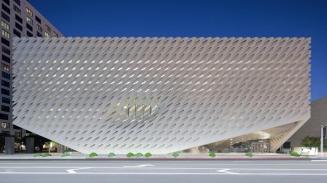 New: Broad Museum Ticketing Change