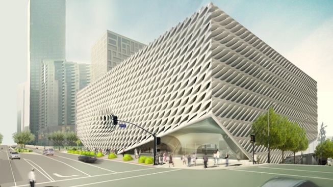 Announced: Free General Admission at The Broad