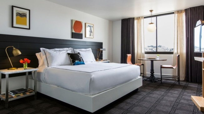 San Francisco Stay: The New Buchanan Hotel