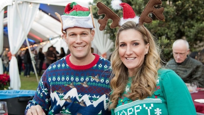 Kick off the Holidays at Burbank Winter Wine Walk