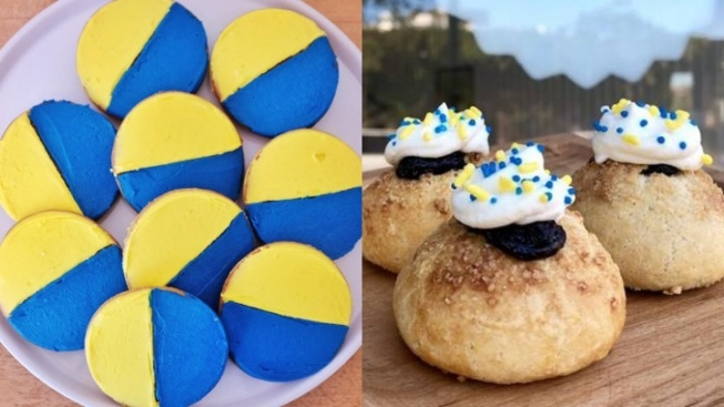 Rams-Inspired Treats Now Baking Around SoCal