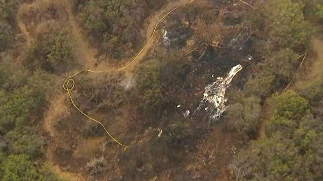 Two Killed in Calabasas Plane Crash Identified