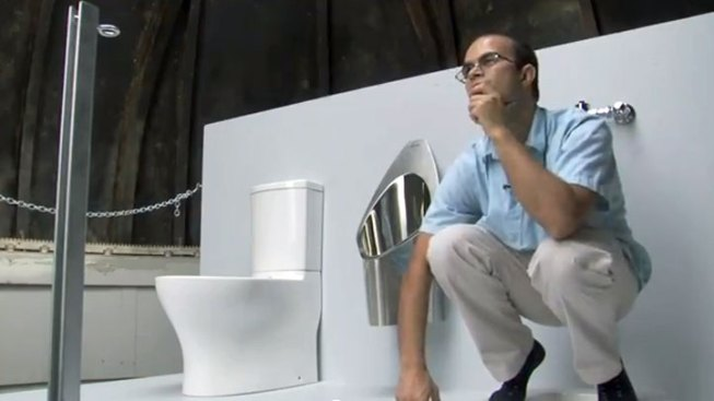 "Caltech Wins Prize for ""Toilet of the Future"""
