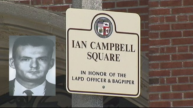 "Sign Honoring Officer in ""Onion Field"" Slaying Dedicated"