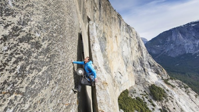 El Capitan: Yosemite Monolith Goes Google Street View
