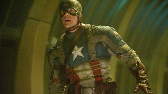 """Captain America"" Bests ""Potter"" at Box Office"