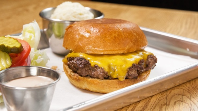Classic Burger Made Anew: Cassell's New Digs