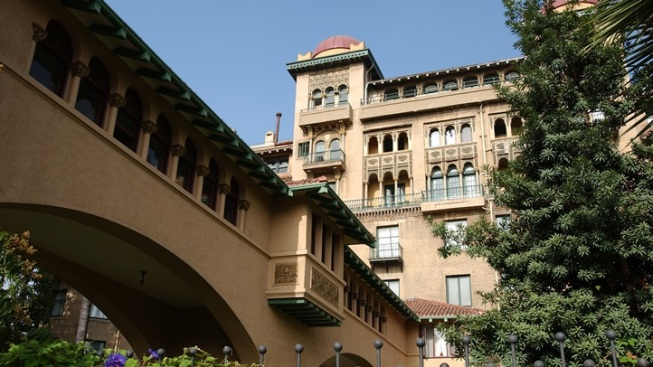 The Marvelous Mysteries of Pasadena
