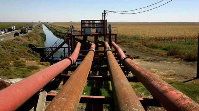 Cheaper, Greener Alternative Sought in Plan to Bring More California Water from North to South