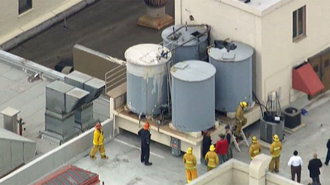 Water Tank Where Body Was Found Has No Harmful Bacteria: Health Officials