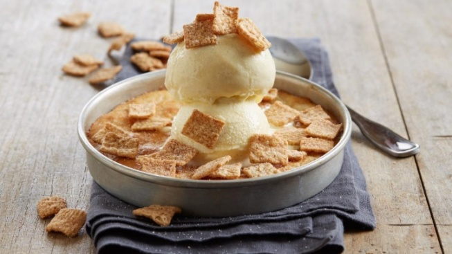 Oh Sweet, a New Pizookie for National Cereal Day