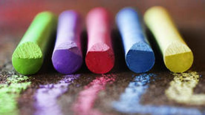Yay, It's Free: Chalk Art Fest at Redondo Pier