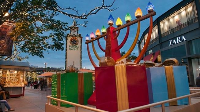 Enjoy Chanukah Fun at the Original Farmers Market