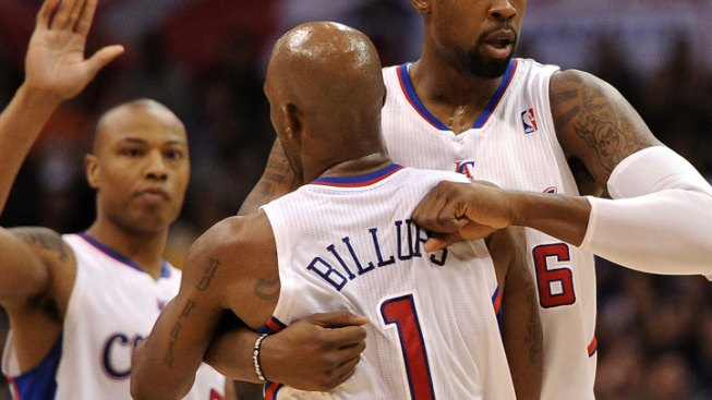 Report: Clippers to Ink Jamal Crawford and Chauncey Billups to Deals