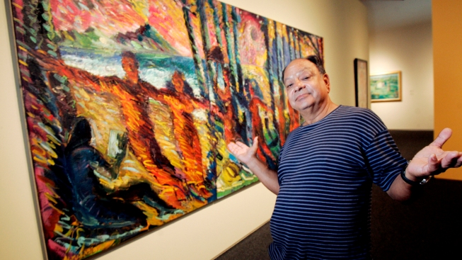 High Time for Cheech's Art Museum: California Gives Millions