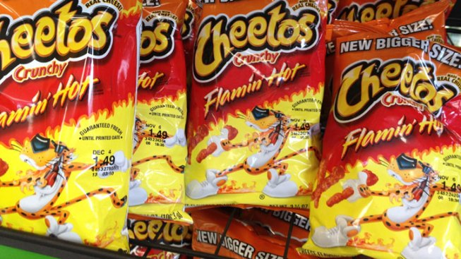 Flamin' Hot Cheetos Ignite Nutrition Debate in Schools