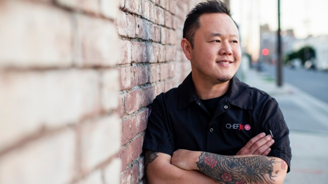 Chef Jet Tila, World Records, and the 15,291-Pound Fruit Salad