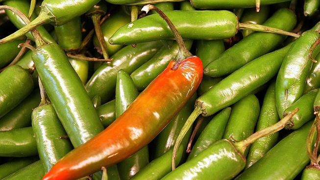 Green Chile: SoCal Order Date