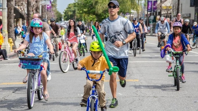 CicLAvia: Culver City Meets Venice