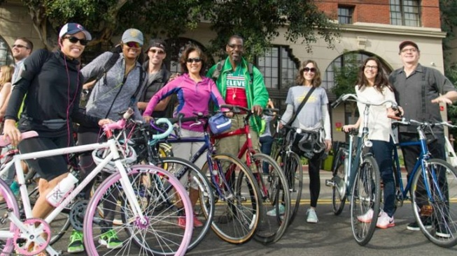 Weekend: CicLAvia Southeast Cities