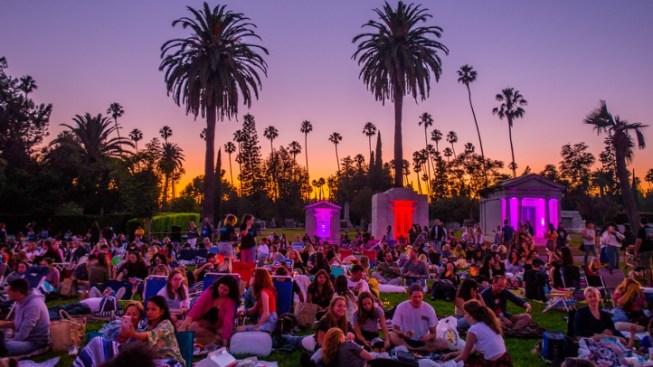 Peep Cinespia's September Flicks at Hollywood Forever